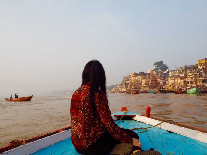 solo female travel guide to varanasi
