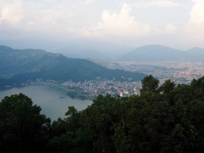 travel guide pokhara nepal