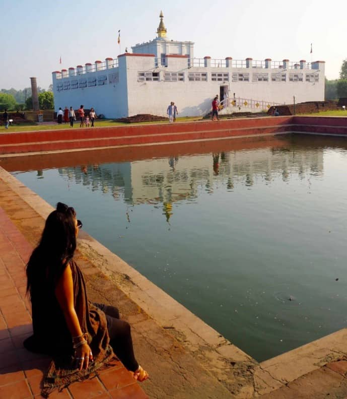 travel tips lumbini