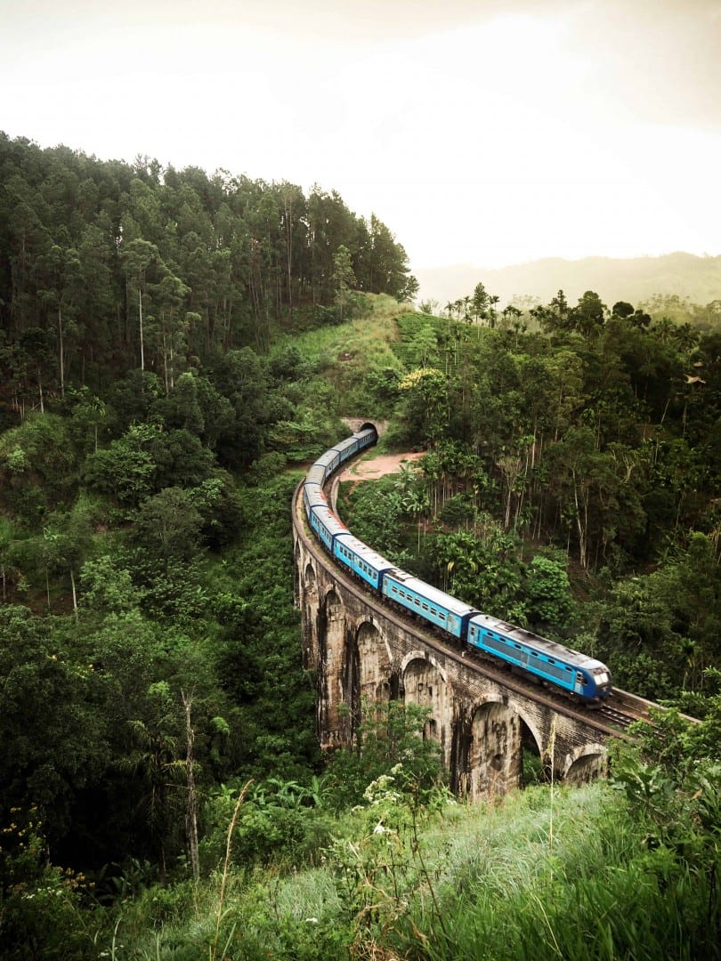 tips blue trains in sri lanka