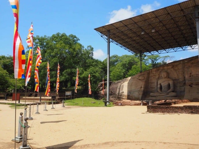 polonnaruwa travel guide