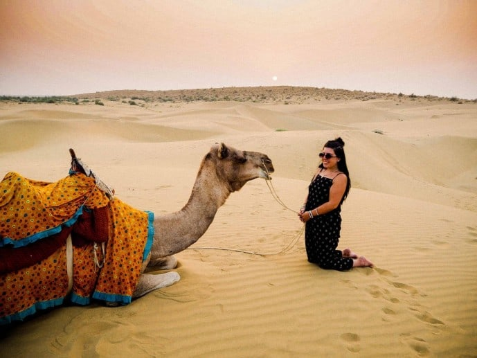 camel safari in jaisalmer camel safari tips