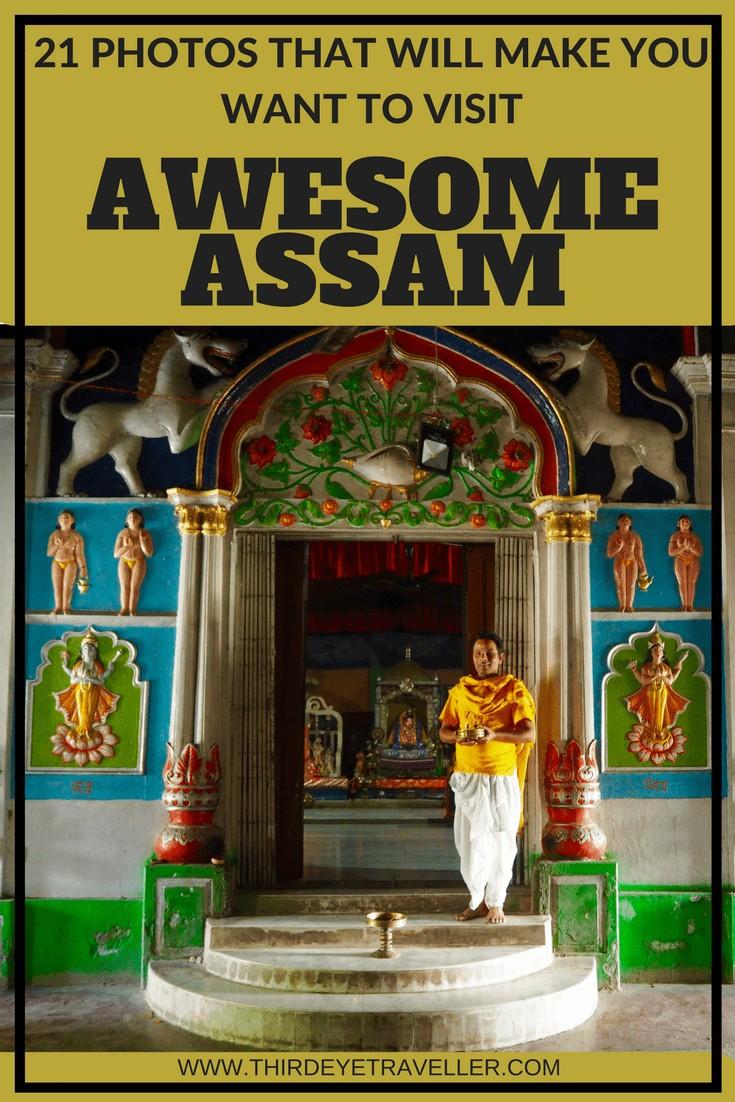 visit assam