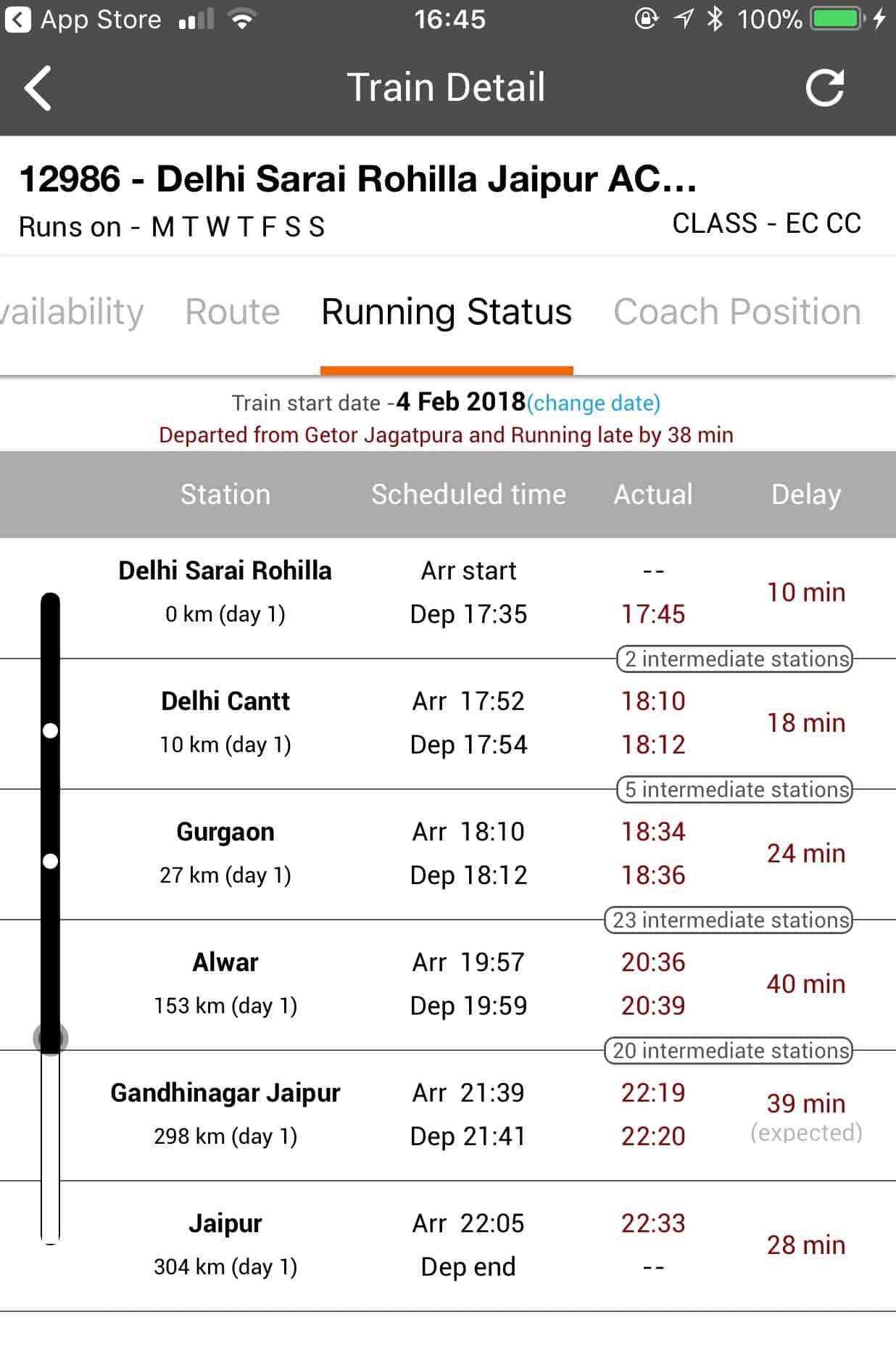 train travel tips india