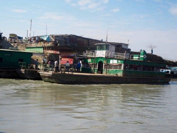 jorhat to majuli ferry