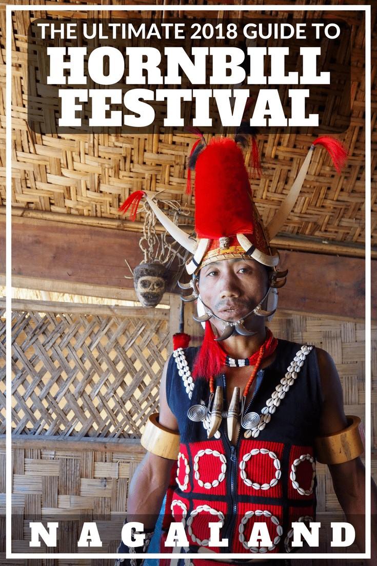hornbill festival guide 2018