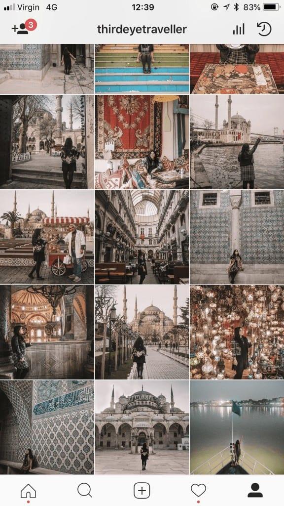 instagram spots in istanbul