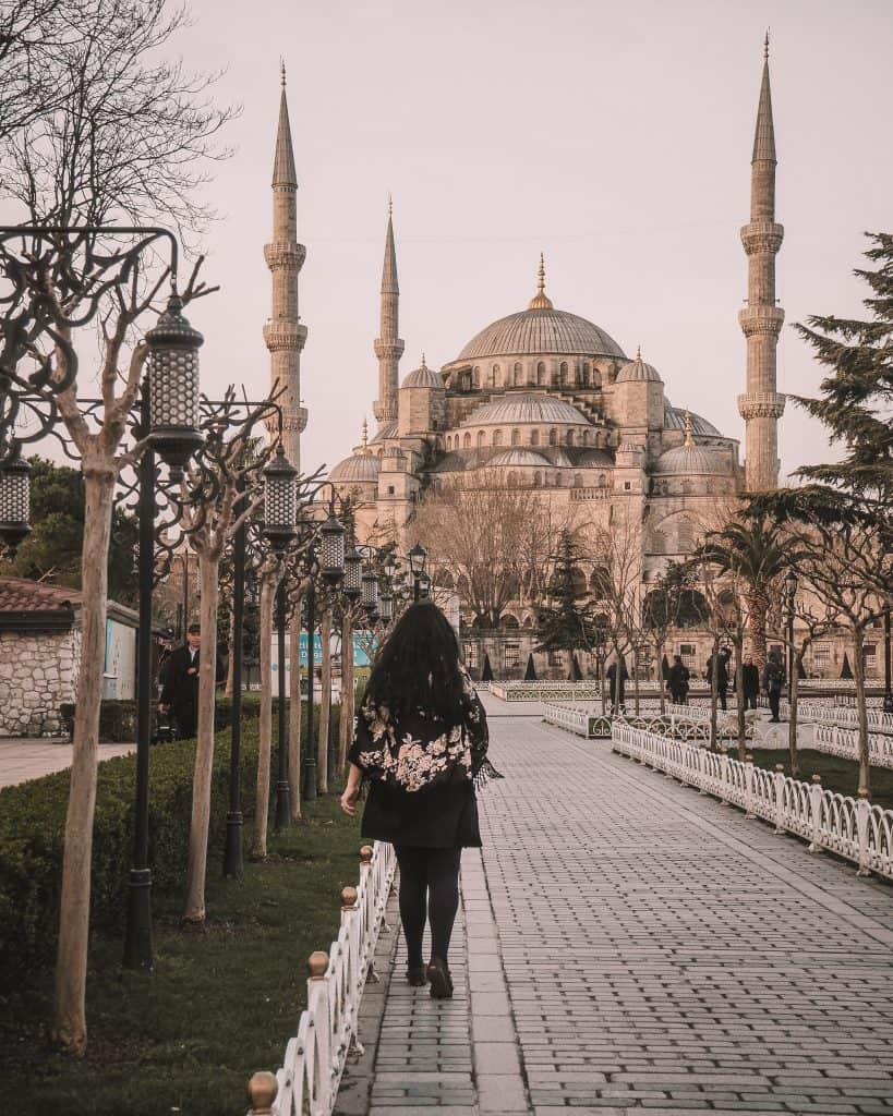 long weekend guide istanbul