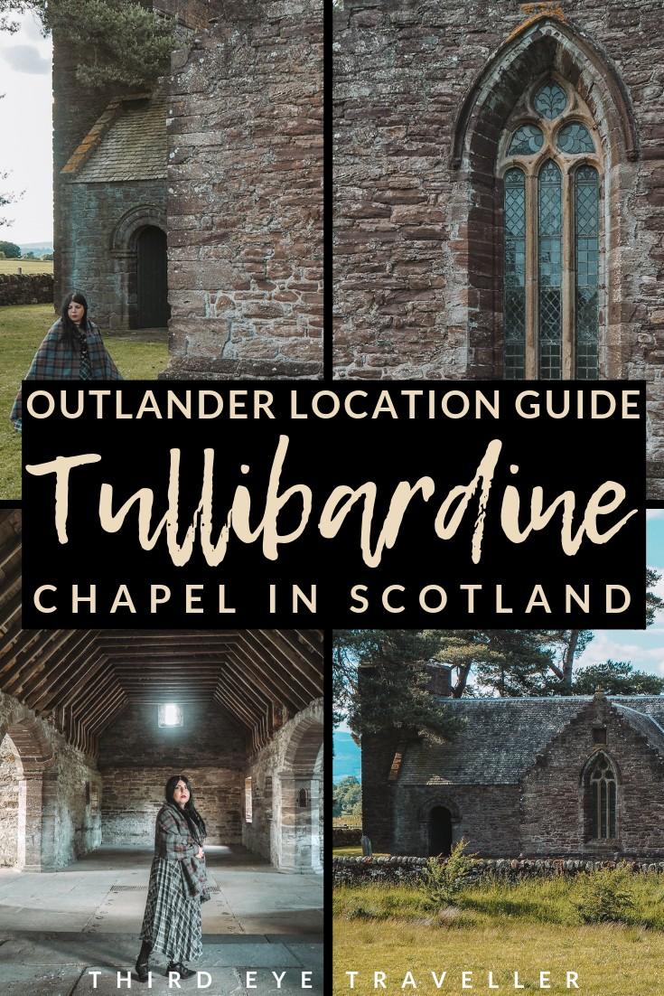 Tullibardine Chapel Outlander