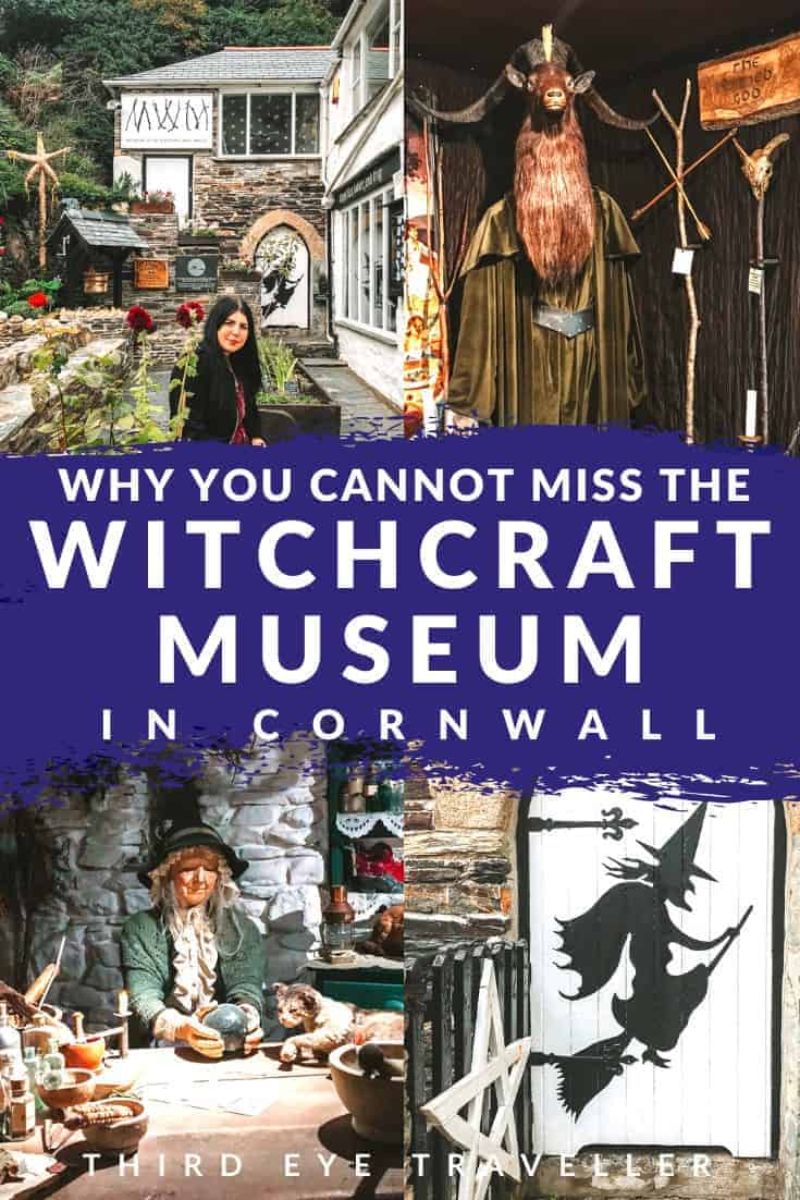 Witchcraft Museum Cornwall | Museum of Witchcraft and magic
