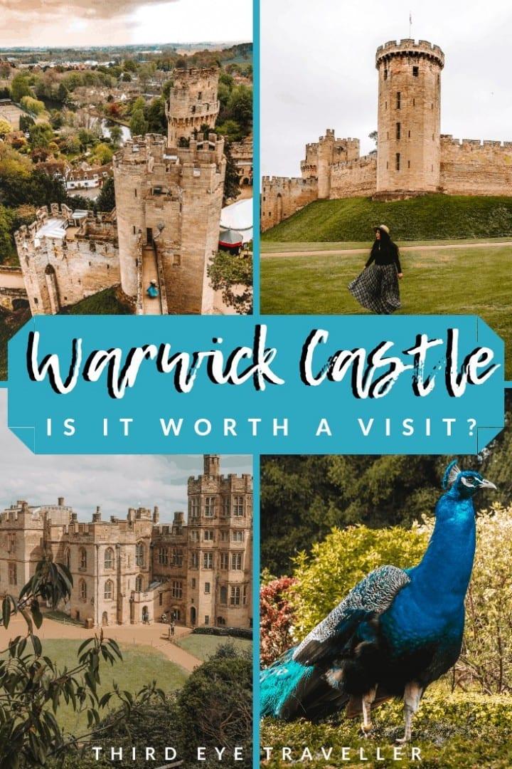 warwick castle review