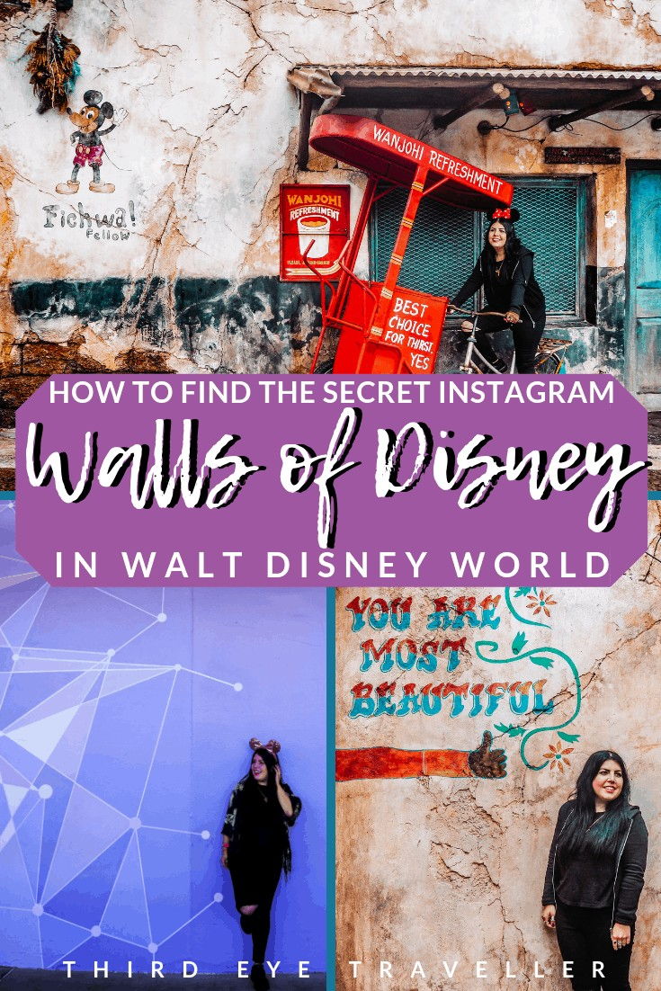 walls of disney | instagram disney walls