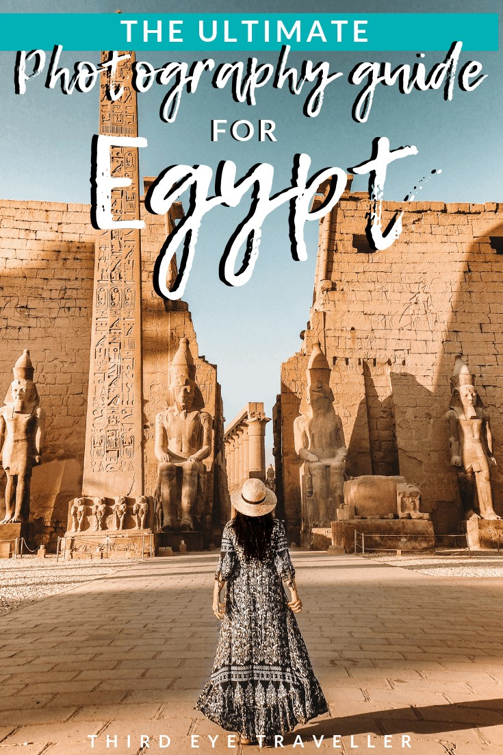 photography in egypt
