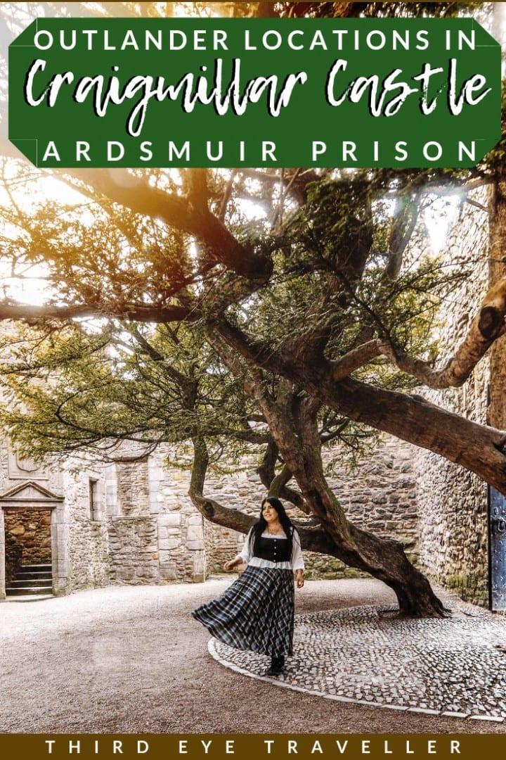 ardsmuir prison craigmillar castle outlander