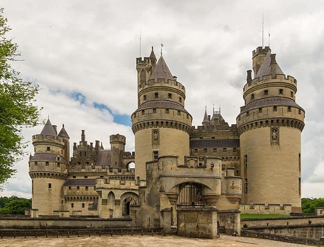 Château de Pierrefonds Merlin Camelot