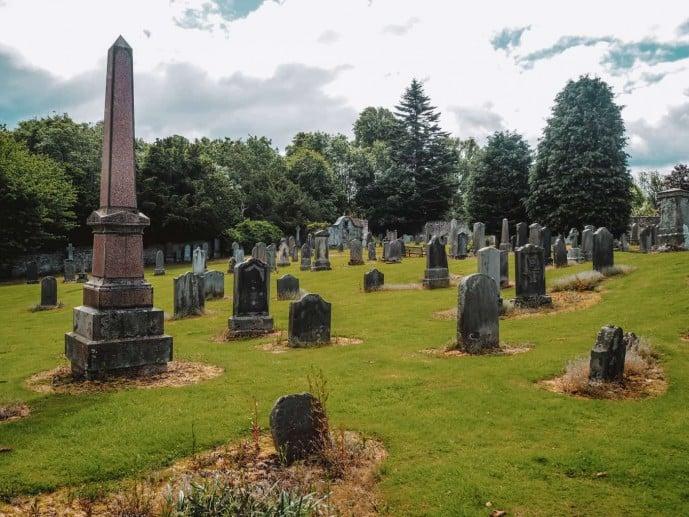 Abercorn Church Outlander Location