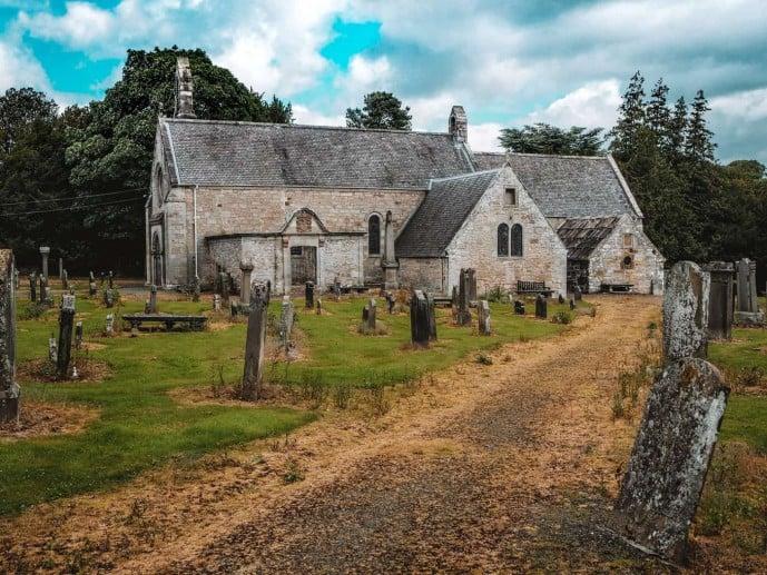 abercorn church outlander