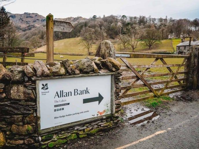 Allan Bank, Grasmere