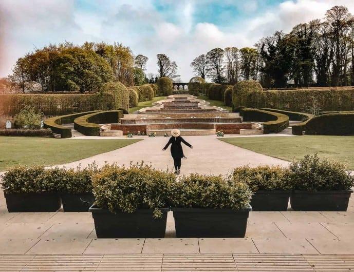 The Alnwick Garden Grand Cascade