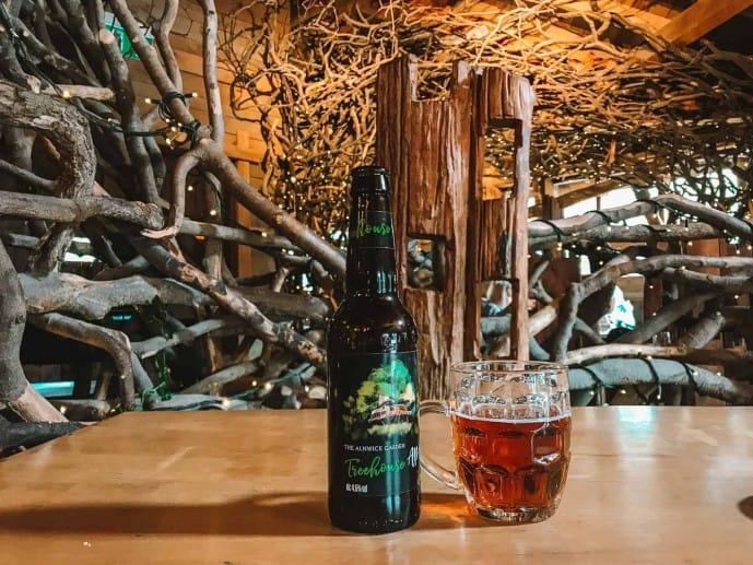 Alnwick IPA Beer