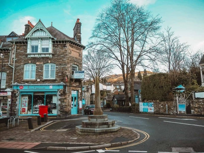 The Old Market Cross Ambleside