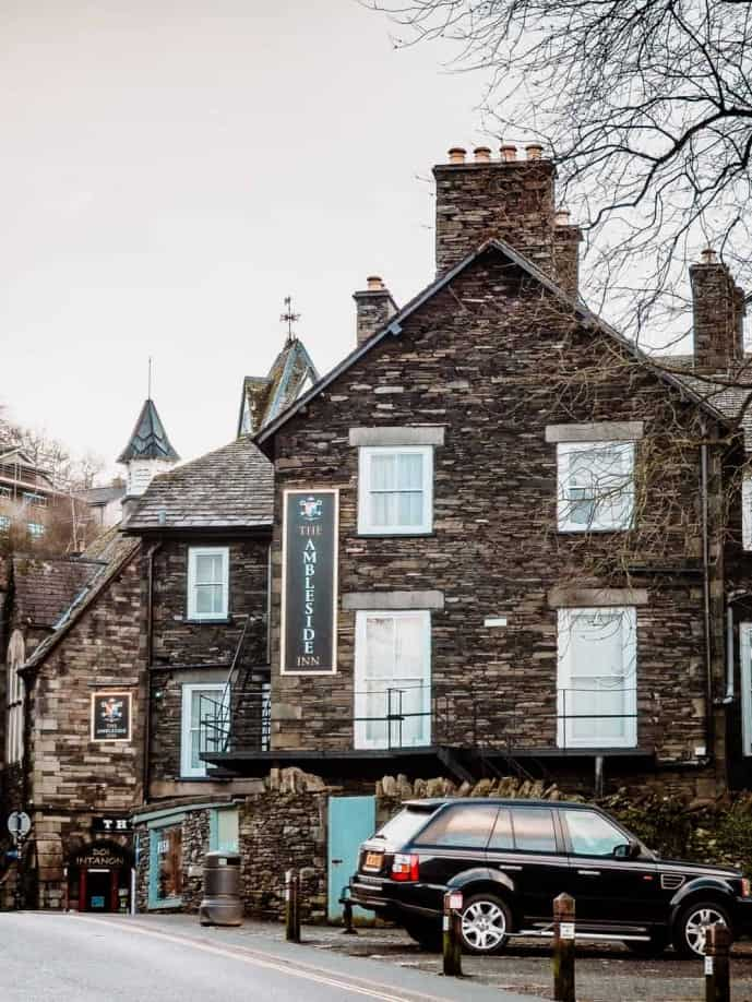 The Ambleside Inn