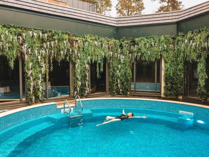 Aqua Sana Outdoor Pool