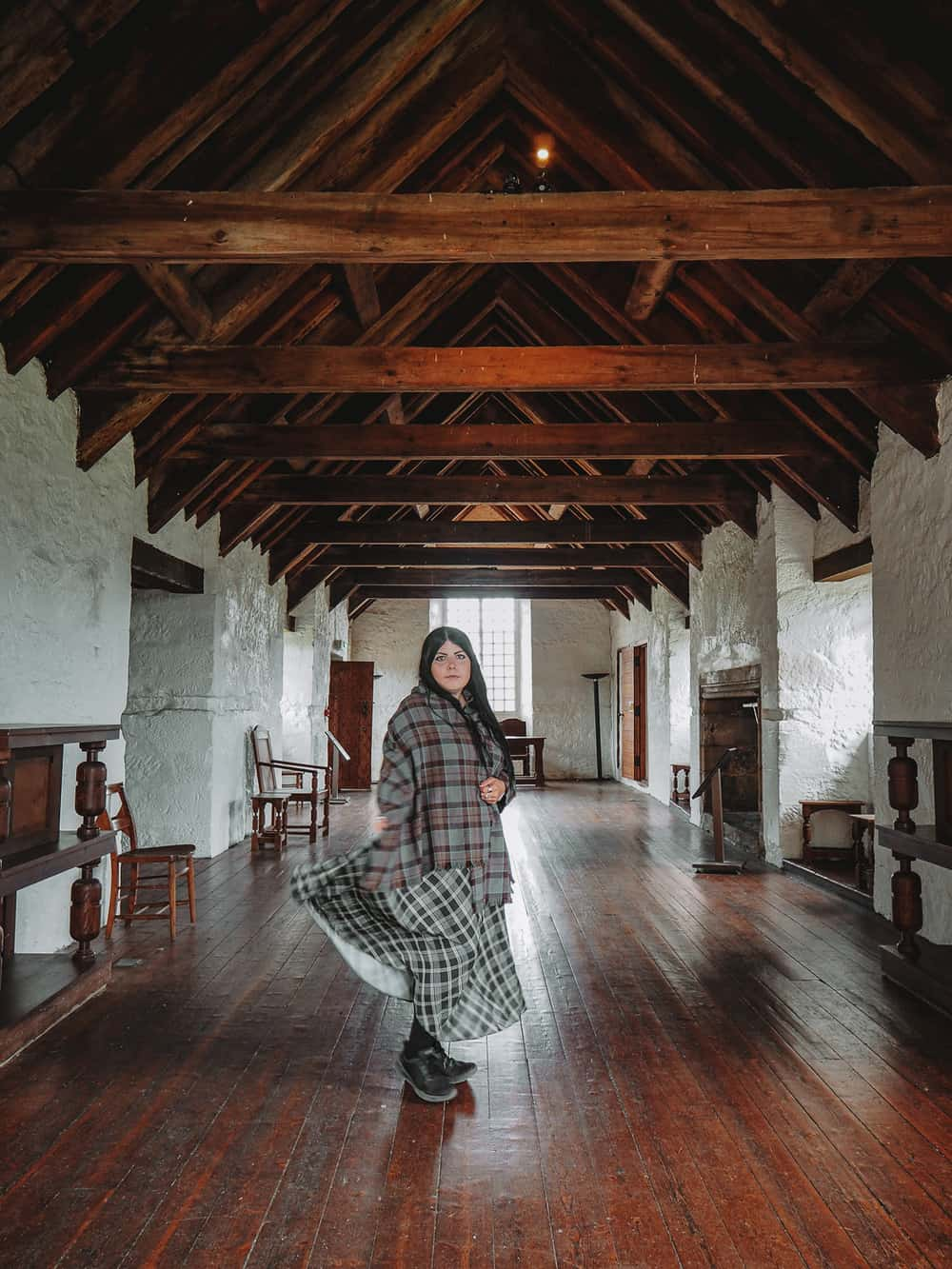 Aberdour Castle Gallery Outlander location
