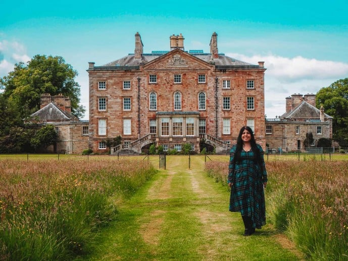 Arniston House Outlander Location