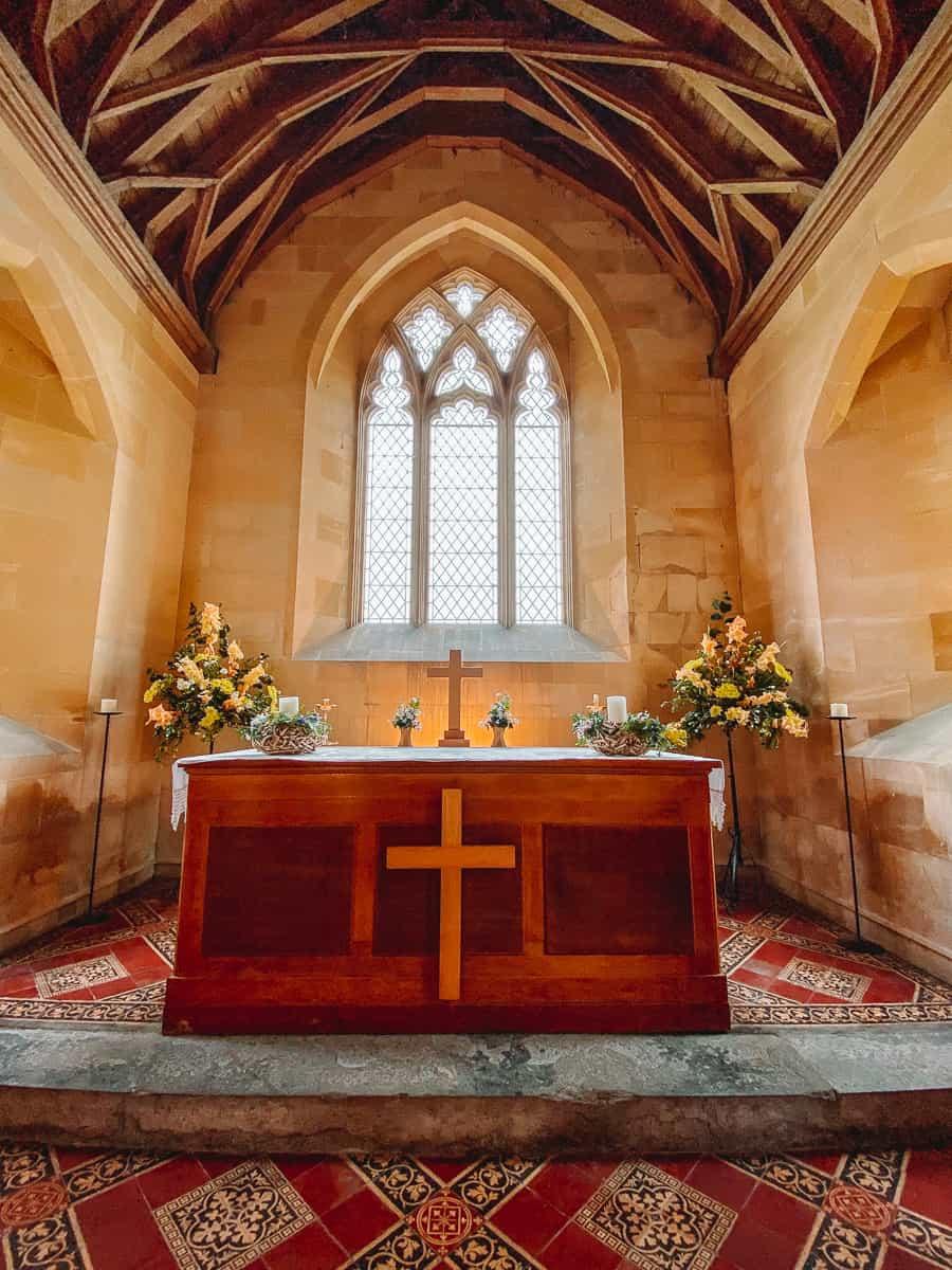 ST Giles' Church Imber