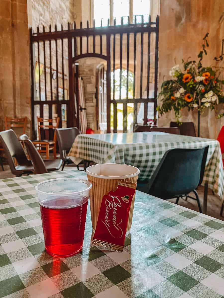 Where to eat in Imber Church Cafe
