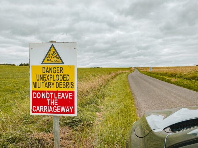 Can you drive to Imber