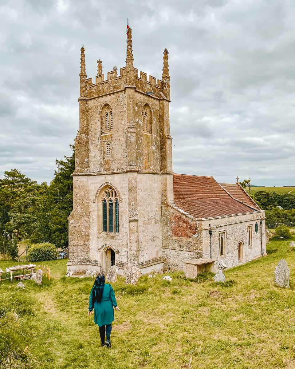 St Giles Church Imber