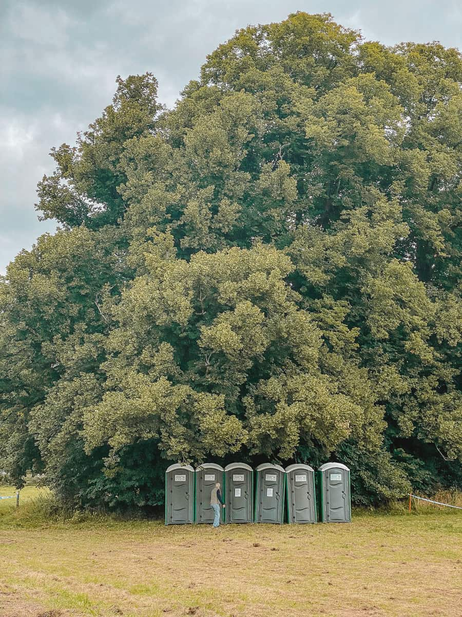 Imber toilets