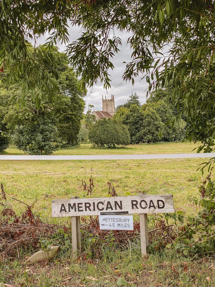 American Road Imber