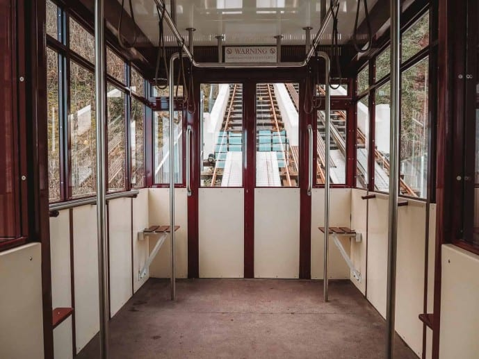The Babbacombe Railway Carriage
