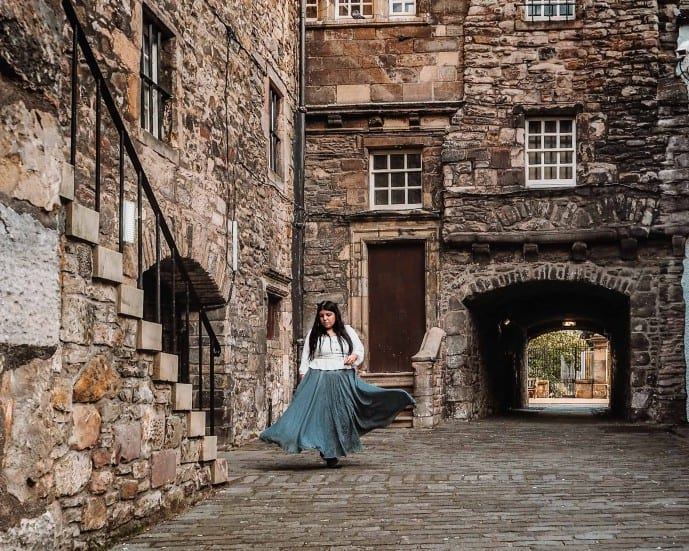 bakehouse close edinburgh outlander print shop a malcolm | Outlander locations in Edinburgh