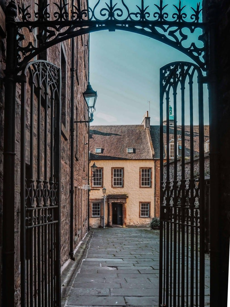 Tweeddale Court Outlander