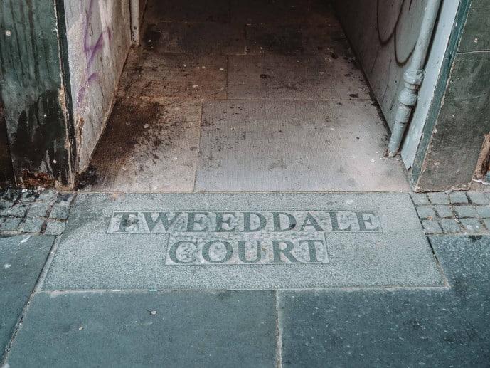 Tweeddale Court Outlander