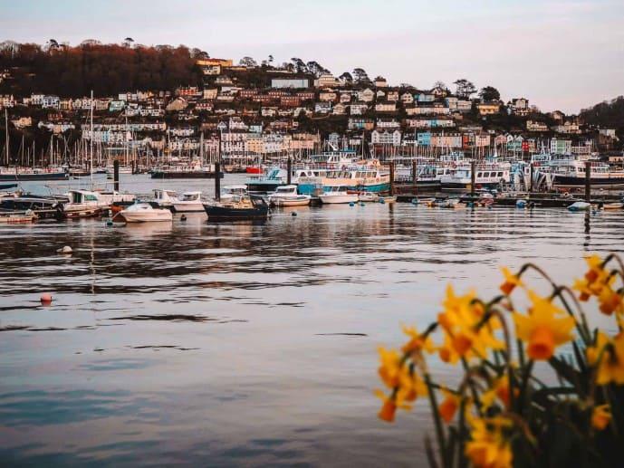 Kingswear, River Dart, Dartmouth