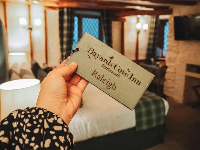 The Raleigh Suite, Bayard's Cove Inn