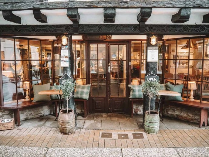 Bayard's Cove Inn Review