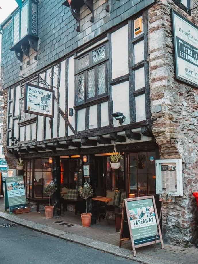 Bayard's Cove Inn