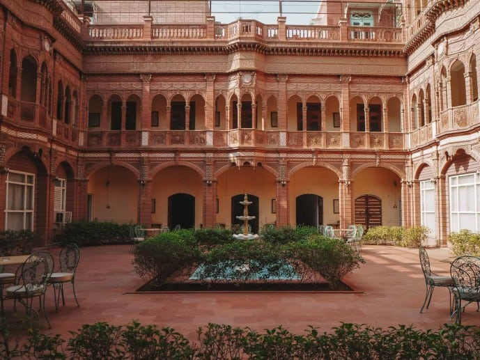 Bhanwar Niwas Palace Bikaner