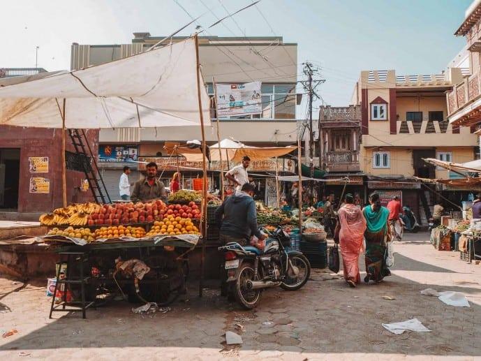 Places to visit in Bikaner | Bikaner Old Town