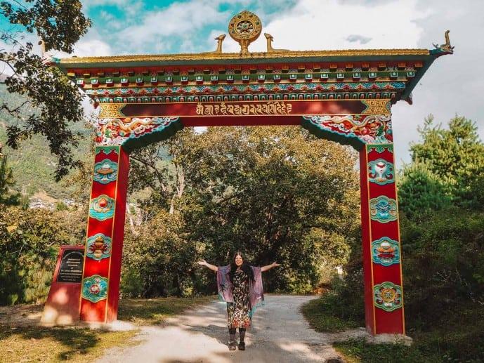 Namshu Welcome Gate | Namsu |