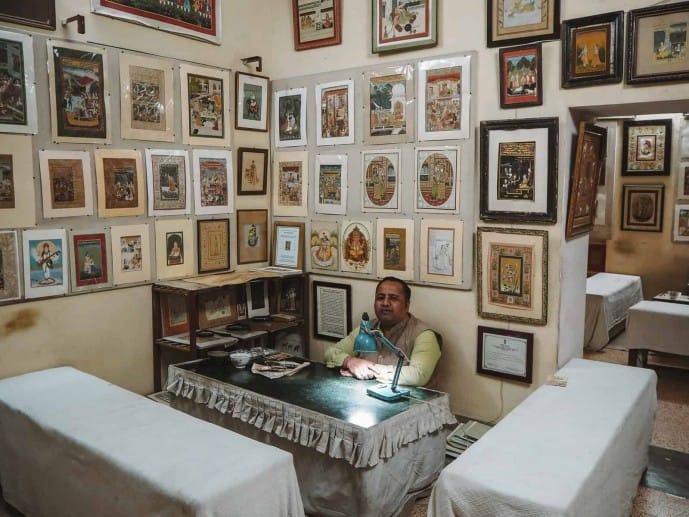 Bikaner miniature arts | Places to visit in Bikaner
