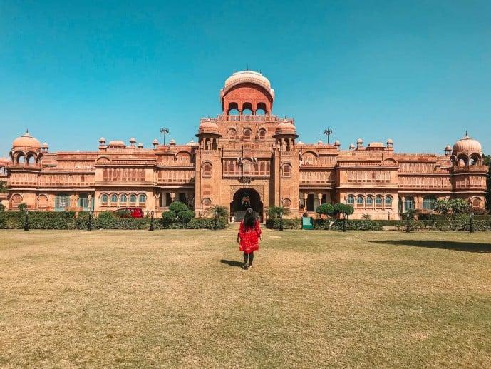 Places to visit in Bikaner