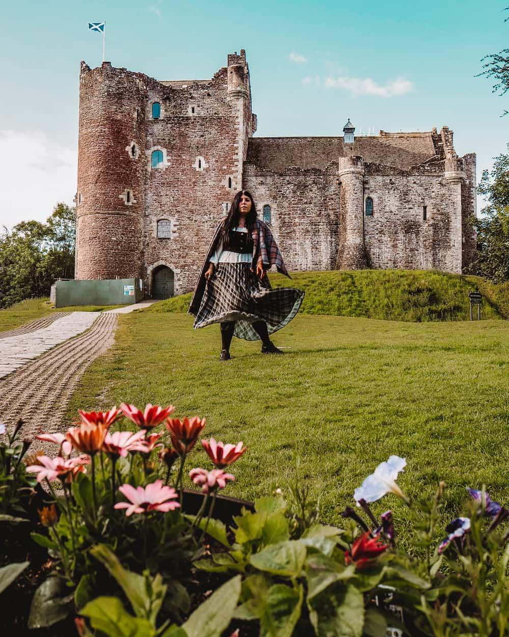Doune Castle history