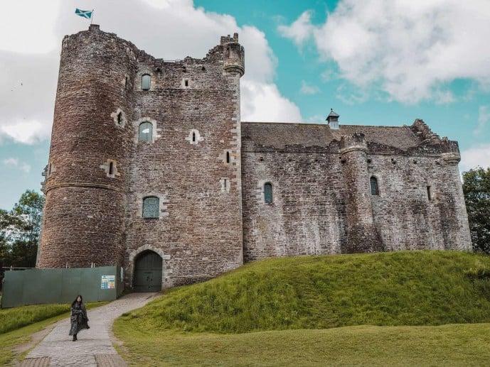 Where is Outlander filmed? Castle Leoch Doune Castle Outlander